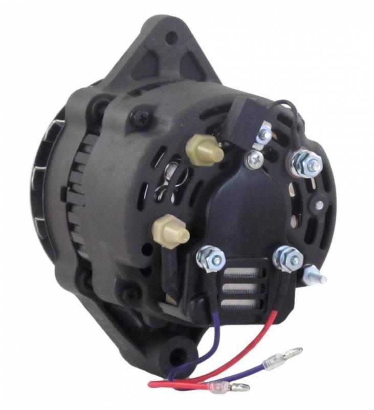 Mercruiser Mando Alternator Wiring Diagram : New mercruiser omc volvo marine mando alternator