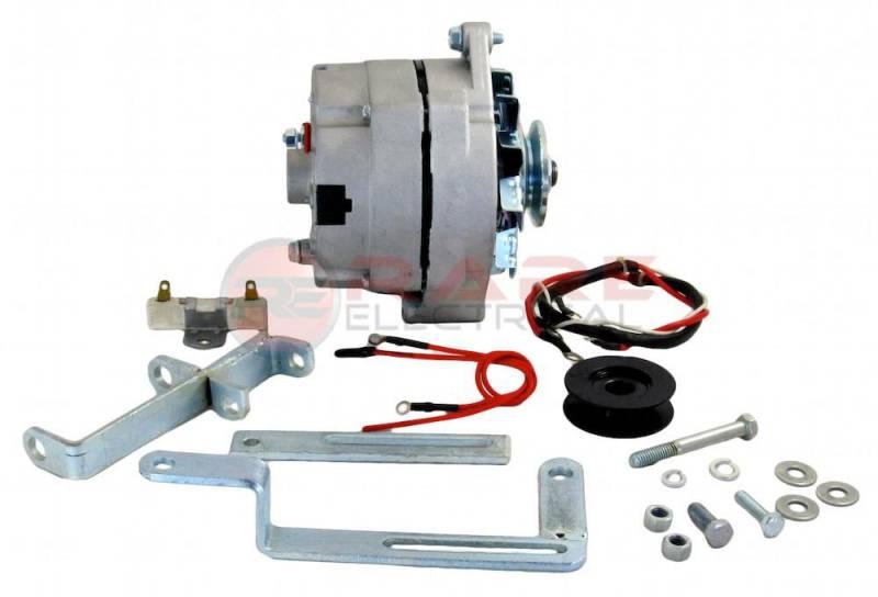 8n Alternator Conversion Kit : New generator alternator conversion kit late model ford n
