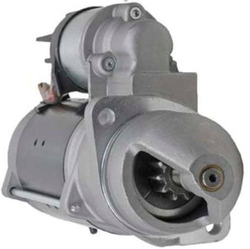 John Deere Snow Blower Ignition Coil : New v starter motor john deere tractor  jd