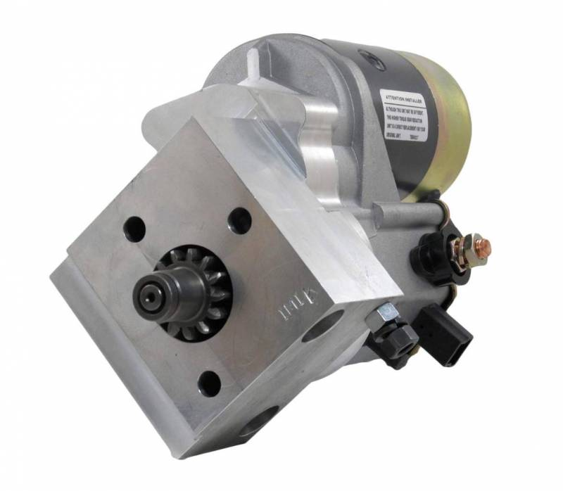 12v gear reduction starter motor 92 04 am general hummer for Gear reduction starter motor