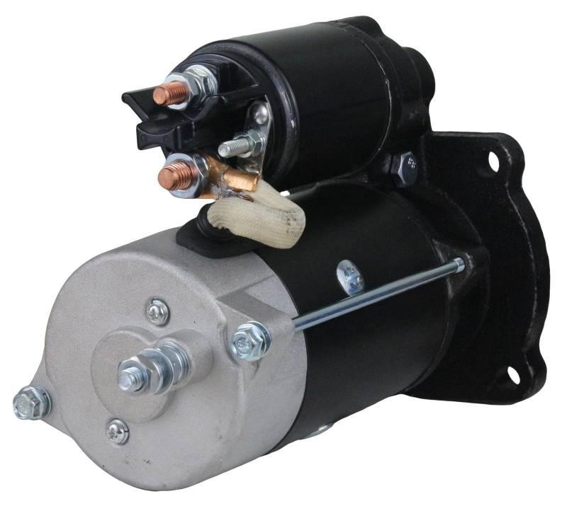 New gear reduction starter motor mccormick farm tractor for Gear reduction starter motor