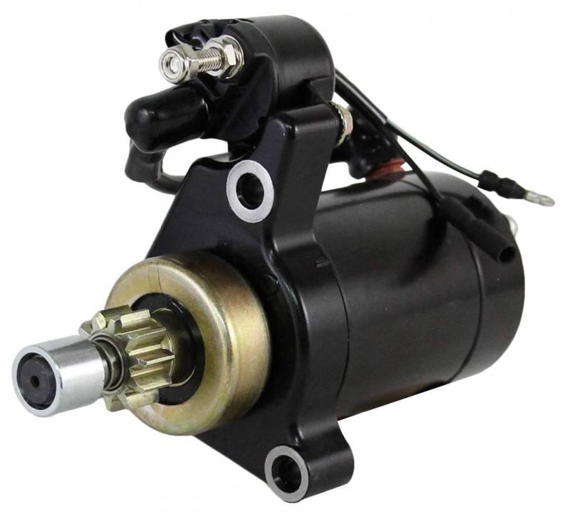 New Starter Motor 2001