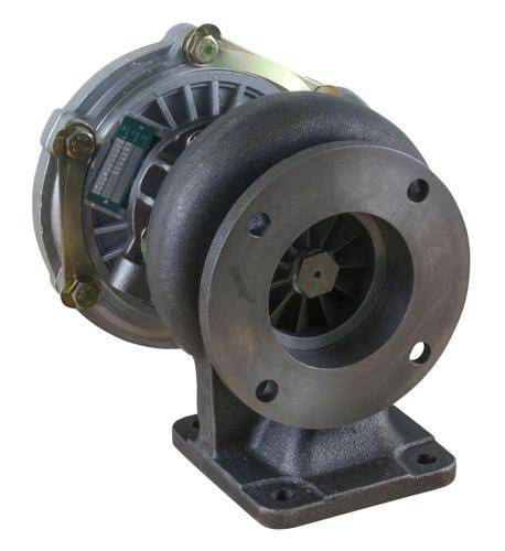 New Turbocharger Fits Allis Chalmers Tractor D21 190 200 6