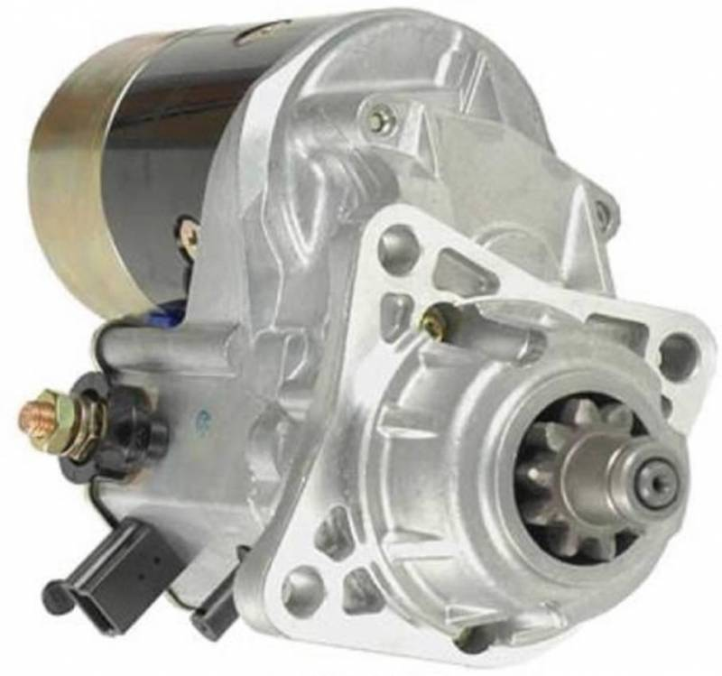 New 12 Volt 10 Tooth 2 7Kw Starter Motor Bobcat Skid Steer