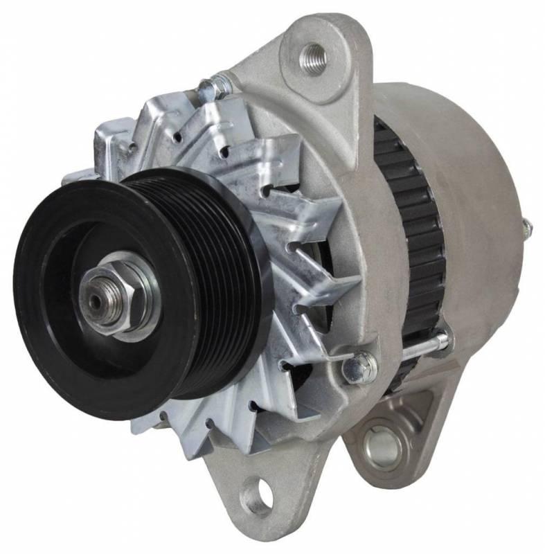 New 24V 30A Alternator Komatsu 6D95L S6D95L 0-33000-6580 600