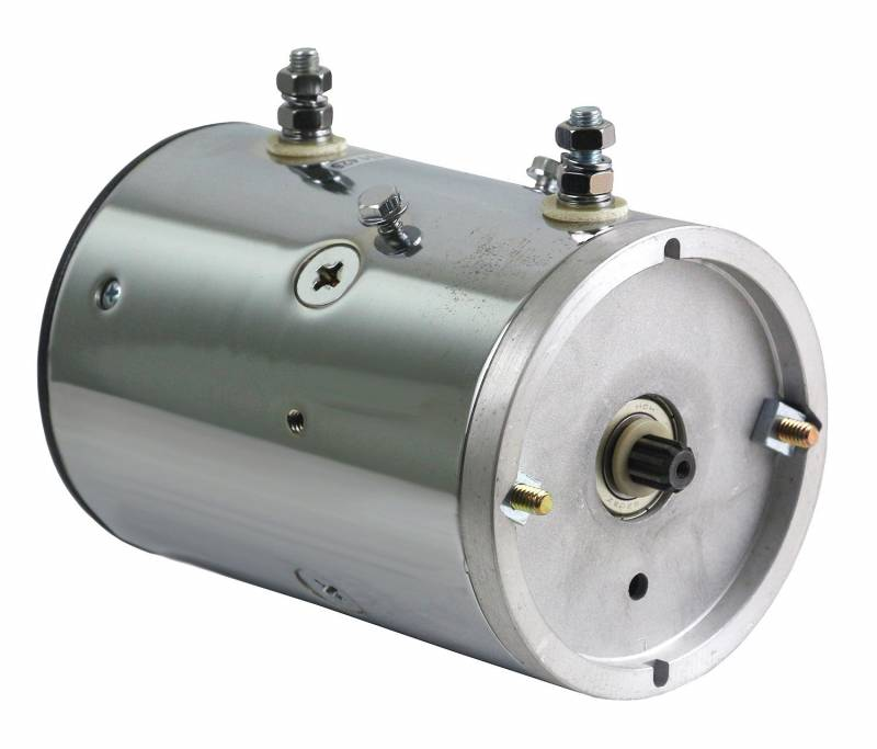 New 12V Dc Motor Hydros Low Rider Competition Chrome