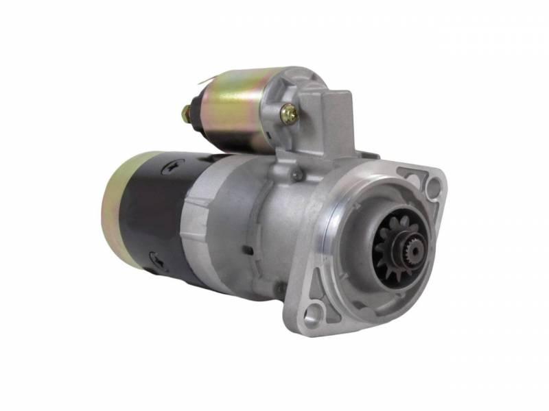 STARTER FITS CATERPILLAR FORK LIFT 94-00 GP15 GP30 MITSUBISHI 4G63 4G64 ENGINE