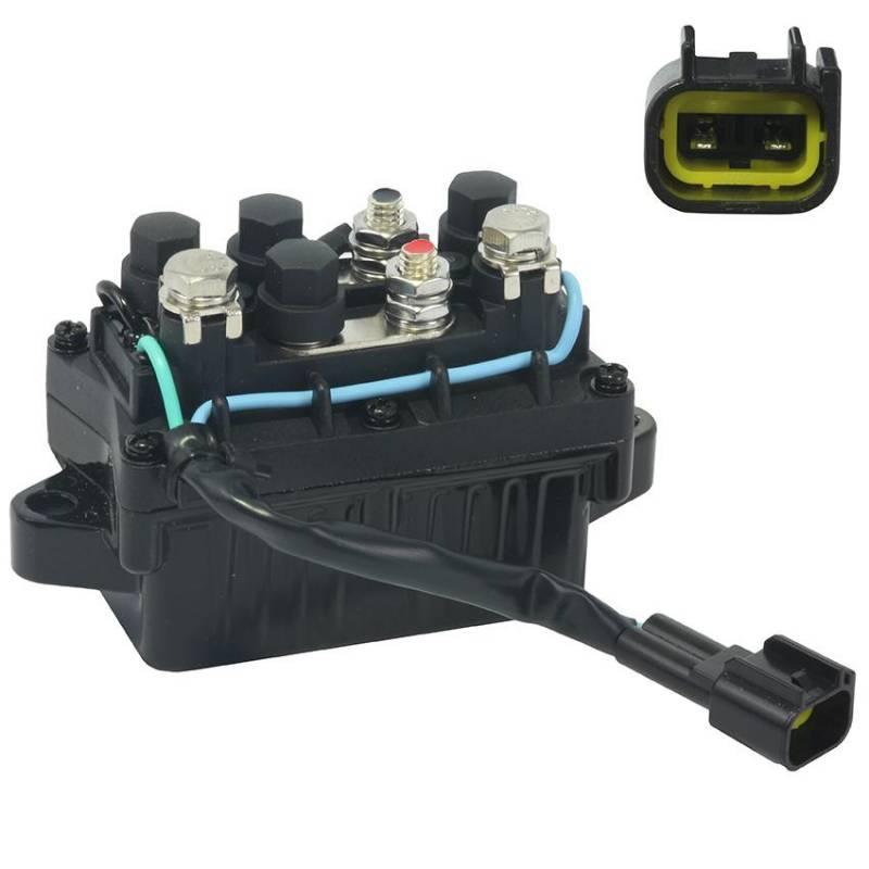 Outboard Power Trim Tilt Relay Fit Yamaha 61A819500100 F-150 HP 2004-2009