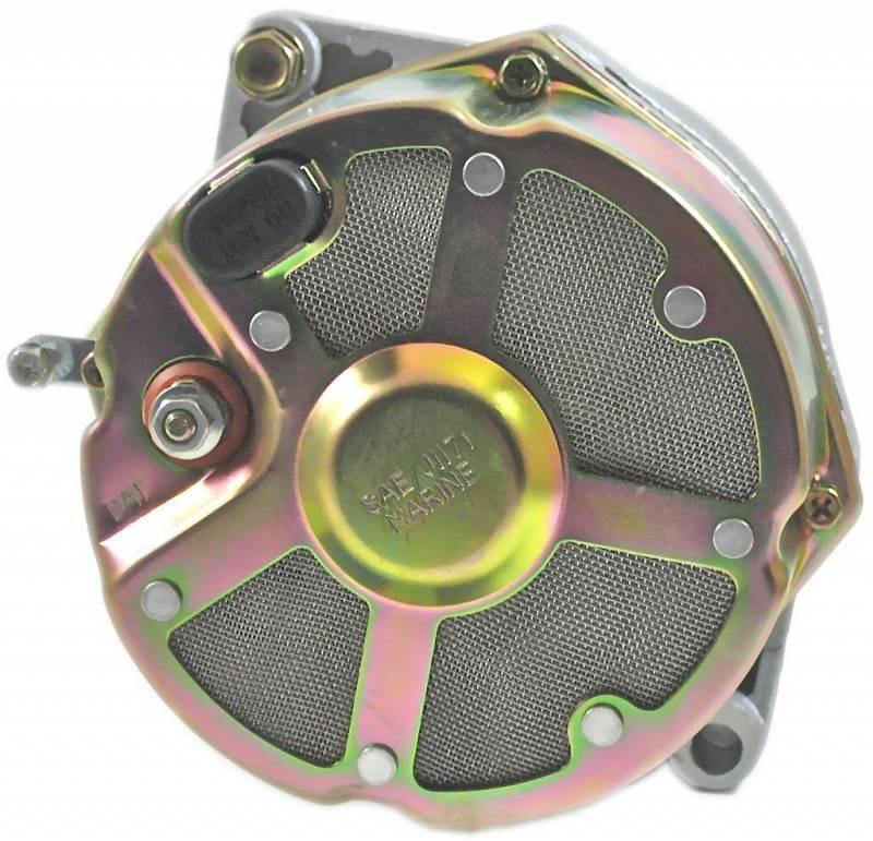 NEW ALTERNATOR 81-87 OMC INBOARD V-DRIVE 4.3L 5.0L 5.7L 1100914 1100915 1102393