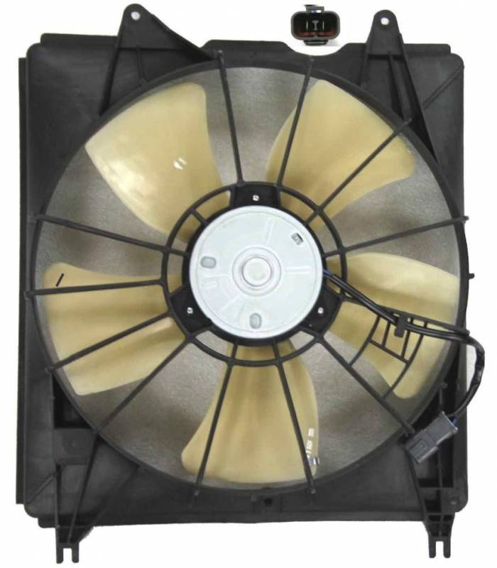New Left Cooling Fan Assembly Fits 2010-12 Acura Rdx