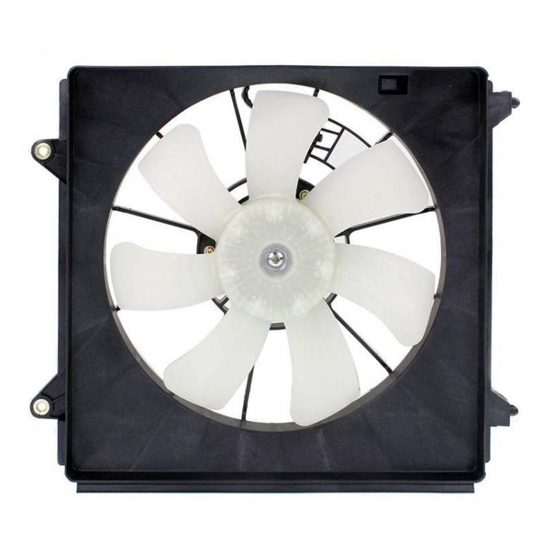 New Ac Condenser Fan Assembly Fits Acura 2009-2013 Tsx
