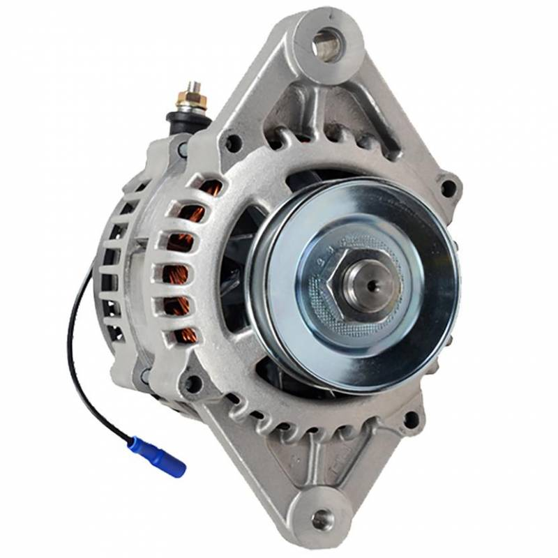 New 50amp Alternator Fits Doosan Applications By Part