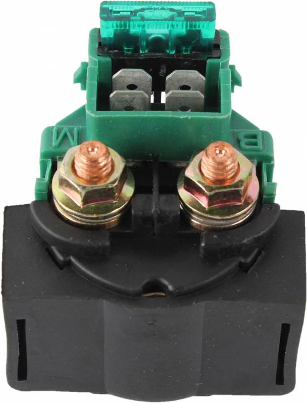 New 12v Starter Relay 30a Fuse Fits Honda Motorcycle