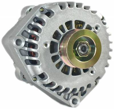 Rareelectrical - New Alternator Fits 03 04 05 06 Chevrolet C K R V Truck 4.3 4.8 10464476 321-1845 3211845