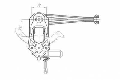 NEW LH DOOR MIRROR FITS FORD 98-05 RANGER FO1321165 FO1320165 FD34R FD34L MANUAL FO1321165 4L5Z 17682 BAA FD34R FO1321165 RAREELECTRICAL