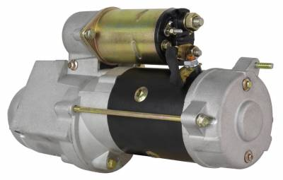 Rareelectrical - New 12V Starter Fits Chevrolet Gmc C/G/K/P/R/V Series Suburban Hd Trk B7 6.2L 6.5L 1989-2002