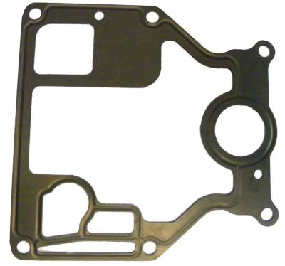 Rareelectrical NEW ENGINE ADPATOR GASKET COMPATIBLE WITH MERCURY JET 01-06 10 DFI 200 00-05 210 00-06 240