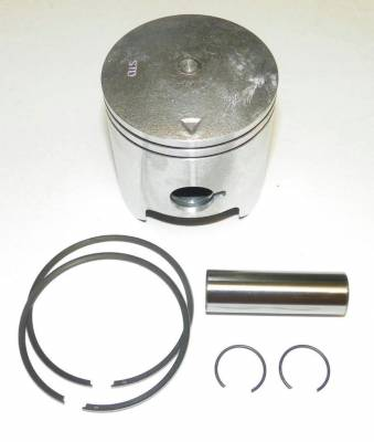 NEW 81MM PISTON RING FITS YAMAHA PWC WAVE RAIDER DELUXE 700 1995 61X-11603-00-0