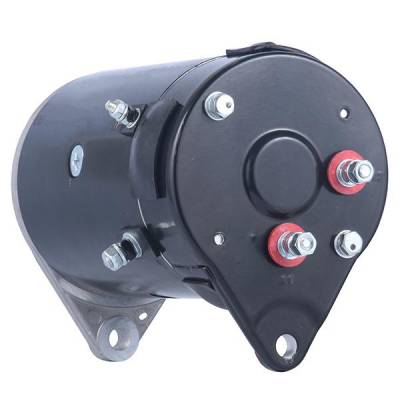 powersports golf cart electrical new 35a high amp generator fits columbia par car 2 cycle gsb107 01a 101833701