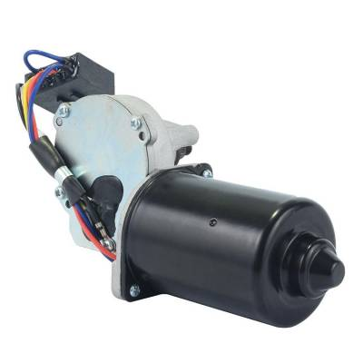 industrial new front left wiper motor fits gruman morgan olsen industrial trucks 47004126