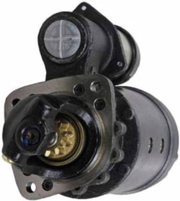 Rareelectrical - New Starter Motor Fits Clark Skid Steer Loader 974 Perkins 4-236 Diesel 1985 1993715 1993726