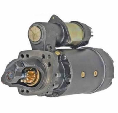 Rareelectrical - New 24V 10T Cw Dd Starter Motor Fits Dresser Loader 510B 515B 515C 520 520B Se501455