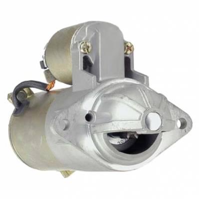 Rareelectrical - New 12V Starter Fits Asuna Se Gt 1.6L 1993 Sr8540x 10465021 9000751 323415 S2759