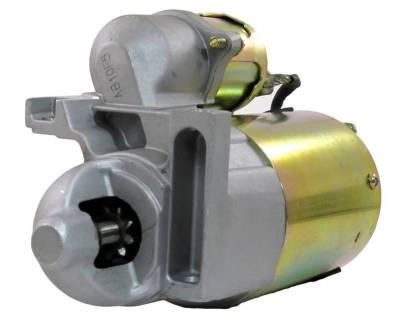 Rareelectrical - Starter Motor Fits 91 92 93 94 Pontiac Sunbird 3.1 189 V6 10465098 10465312 10465490