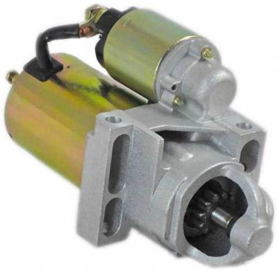 Rareelectrical - New 12Volt Starter Motor Fits 2002 Chevrolet Avalanche 8.1L(496) V8 Delco Unit