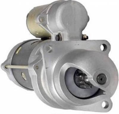 Rareelectrical - New 24V Starter Motor Fits Timberjack Feller Buncher 608 5.9 Cummins 3918377 3926932