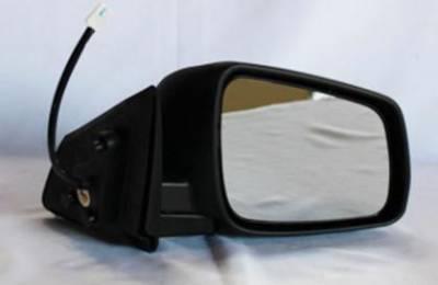 TYC - New Rh Door Mirror Fits Mitsubishi 08-11 Lancer Power W/O Heat Mi1321129 7632A094  Mi1321129 Mt23er
