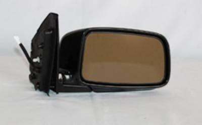 TYC - New Rh Door Mirror Fits Mitsubishi 02-05 Lancer Es Power W/O Heat Mi1321112 67509B  Mi1321112 67509B