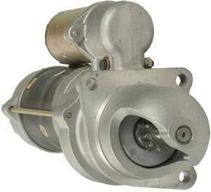 Rareelectrical - New Starter Motor Fits Champion Grader Cummins 5.9L 10479616 10461465 1113294
