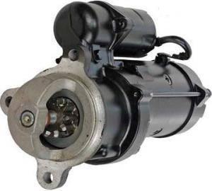 Rareelectrical - New 12V 10T Cw Starter Motor Fits Miller Welder Continental Tmd27 Teledyne 10461487