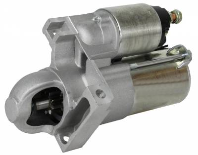 Rareelectrical - New Starter Motor Fits Hyster Forklift S-60Xm S-65Xm Gm 2.2L 12563764 10465459