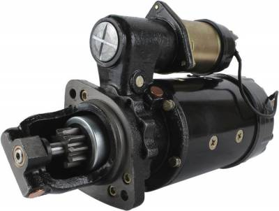 Rareelectrical - New Starter Compatible With Ford 8000 9000 School Bus B600 B700 B800 92-99 91014463 10478953