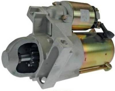 Rareelectrical - New Starter Motor Fits Pontiac Bonneville Firebird Grand Prix 3.8L (231) V6 1998-2001