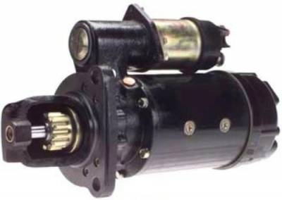 Rareelectrical - New Starter Motor Fits Peterbilt Truck 320 330 335 340 1993853 1993928 1993887