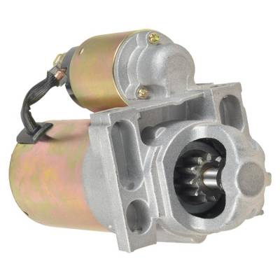 Rareelectrical - New 11 Tooth 12V Starter Fits Gmc Savana 2500 3500 2003-2005 89017442 12564110