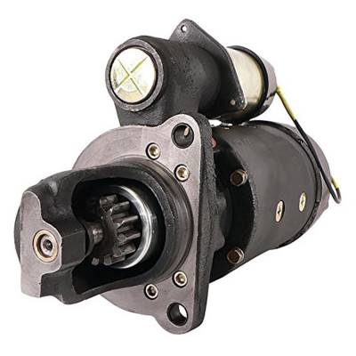 Rareelectrical - New 12T Starter Compatible With International 3000-3900 Bus 2554/2564 2654 2674/2675 1993997
