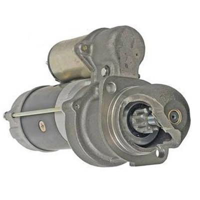 Rareelectrical - New Starter Motor Compatible With John Deere 4039 4045 3014 Delco 1113272 11.131.376 Azf4573 1113272