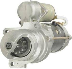 Rareelectrical - New 24 Volt Starter Motor Compatible With 1990-2003 Lister-Petters Perkins 10461459 10479600