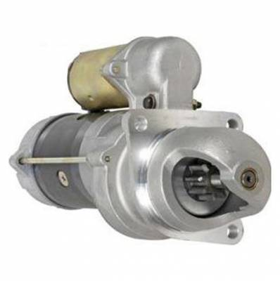 Rareelectrical - New Starter Motor Compatible With Detroit Diesel Engines Lister Engines 10461461 10479605 10461461,