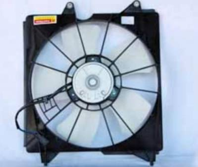 New Left Engine Cooling Fan Fits Acura Rdx 2013-2014 ...