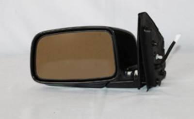 TYC - New Lh Door Mirror Fits Mitsubishi 02-05 Lancer Es Power W/O Heat Mi1320112 Mt20el