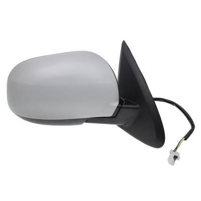 TYC - New Right Passenger Side Door Mirror Fits Mitsubishi Outlander 2014-2016 7632B376 7632B456 Mi1321150