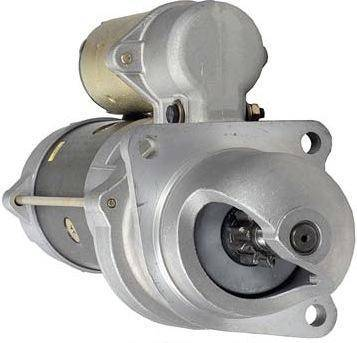 Rareelectrical - New Starter Motor Compatible With Dresser Loader 510B Cummins 4Bt 3.9L 3604677Rx 10455500 3604677Rx