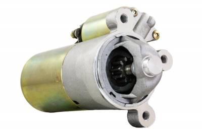 Rareelectrical - New Starter Motor Fits 95 96 97 98 99 00  Mercury Mystique 1999 00 01 02  Cougar 2.0L