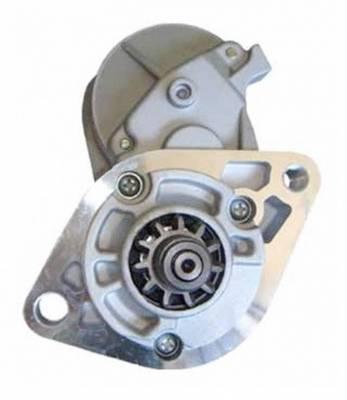 Rareelectrical - New Starter Motor Fits European Model Toyota Hi-Lux Dyna 100 Hi-Ace 2.5L 28100-30050