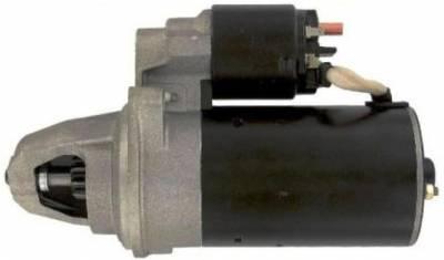 Rareelectrical - New Starter Motor Fits European Model Suzuki Ignis 1.3L 2003-On 0-001-107-437 6202083
